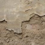 Détérioration naturelle de la façade : les pathologies