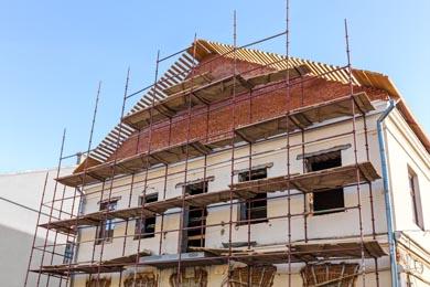 Obligations et définitions des travaux de ravalement de façade